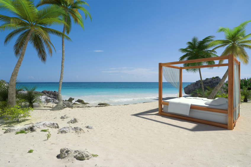 One World Feng Shui Relax on the beach